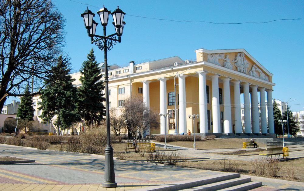 Чувашский драматический театр - Афиша Чебоксары