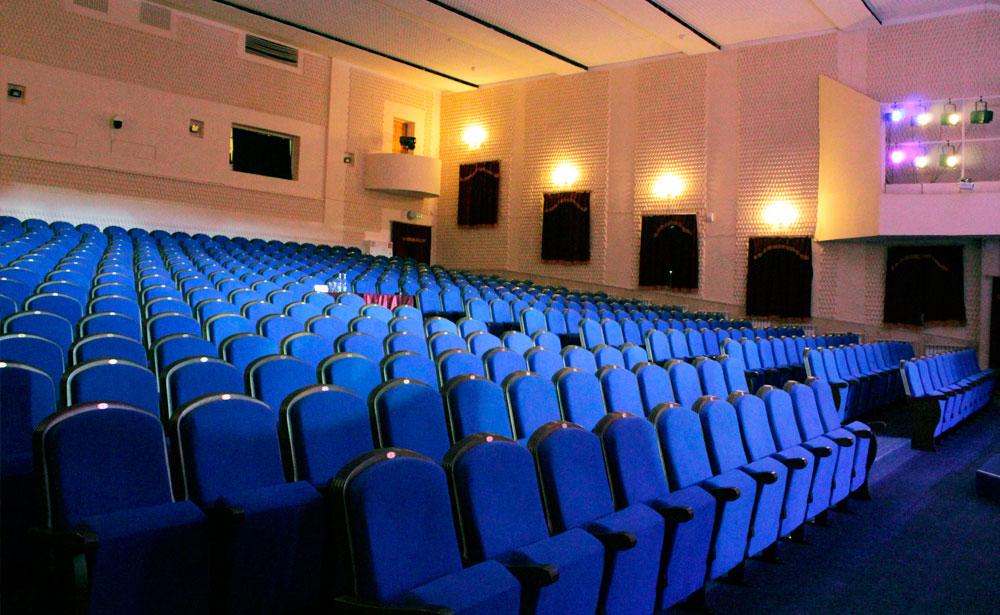 Концертный зал Института культуры и искусств - Афиша Чебоксары