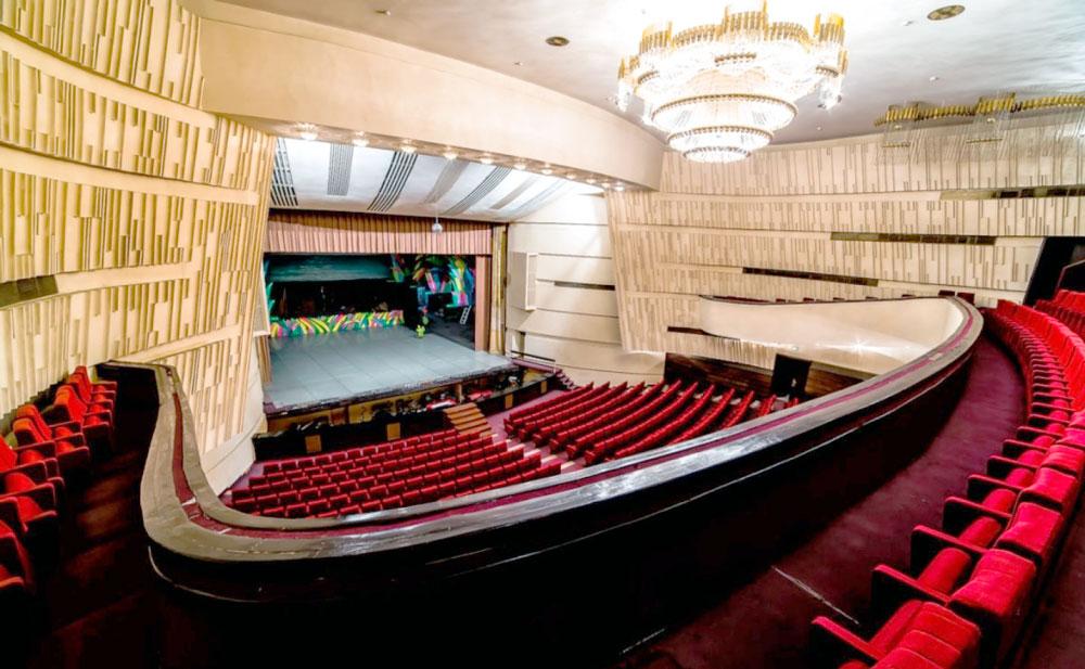 Концертный зал театра