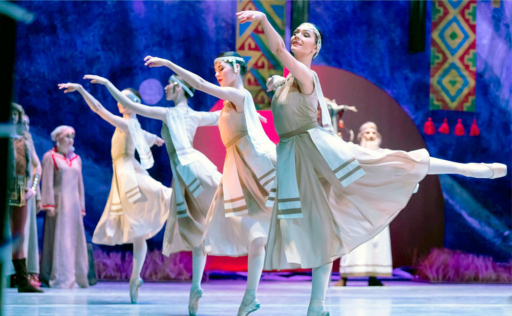 Театр оперы и балета спектакль на Афиша Чебоксары