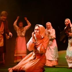 Спектакль «Анисса» в Чувашском драмтеатре