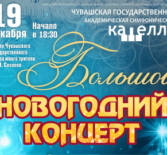 Большой новогодний концерт