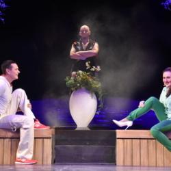 Спектакль «Чайка» в Чувашском драмтеатре