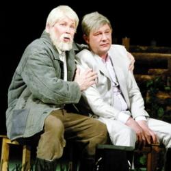 Спектакль «Часы с кукушкой» в Чувашском драмтеатре