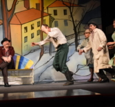 Спектакль «Дайте дорогу любви» в Чувашском драмтеатре