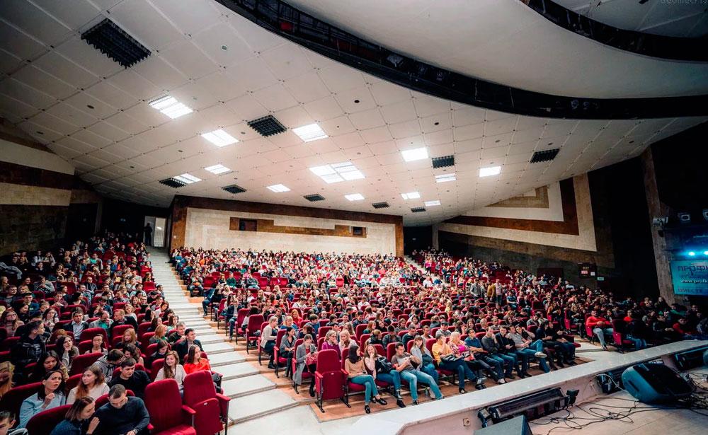 Дворец культуры ЧГУ концертный зал