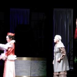 Спектакль «Не так живи, как хочется» в Чувашском драмтеатре