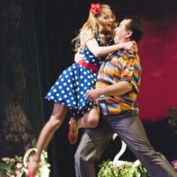 Спектакль «Суженая сама пришла» в Чувашском драмтеатре