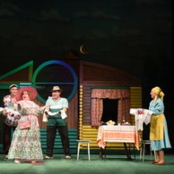Спектакль «Даже Ванька женится… Ай-Ай-Ай…» в Чувашском драмтеатре