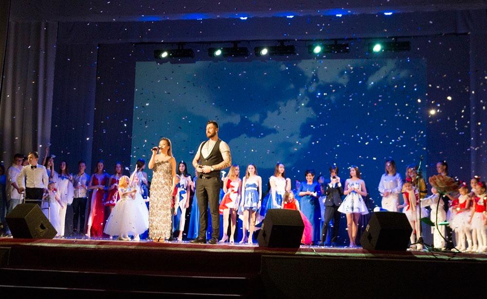 Концерт в ДК Хузангая - Афиша Чебоксары
