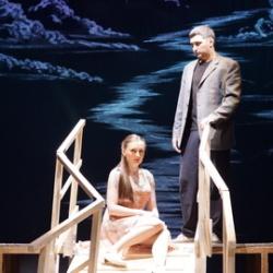 Спектакль «Прошлым летом в Чулимске» в Чувашском драмтеатре