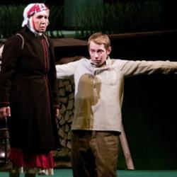 Спектакль «День очищения» в Чувашском драмтеатре