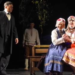 Спектакль «Константин Иванов» в Чувашском драмтеатре