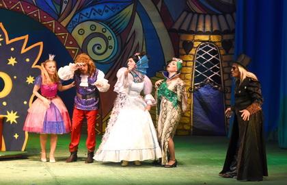 Спектакль Кто принцессу поцелует - билеты онлайн